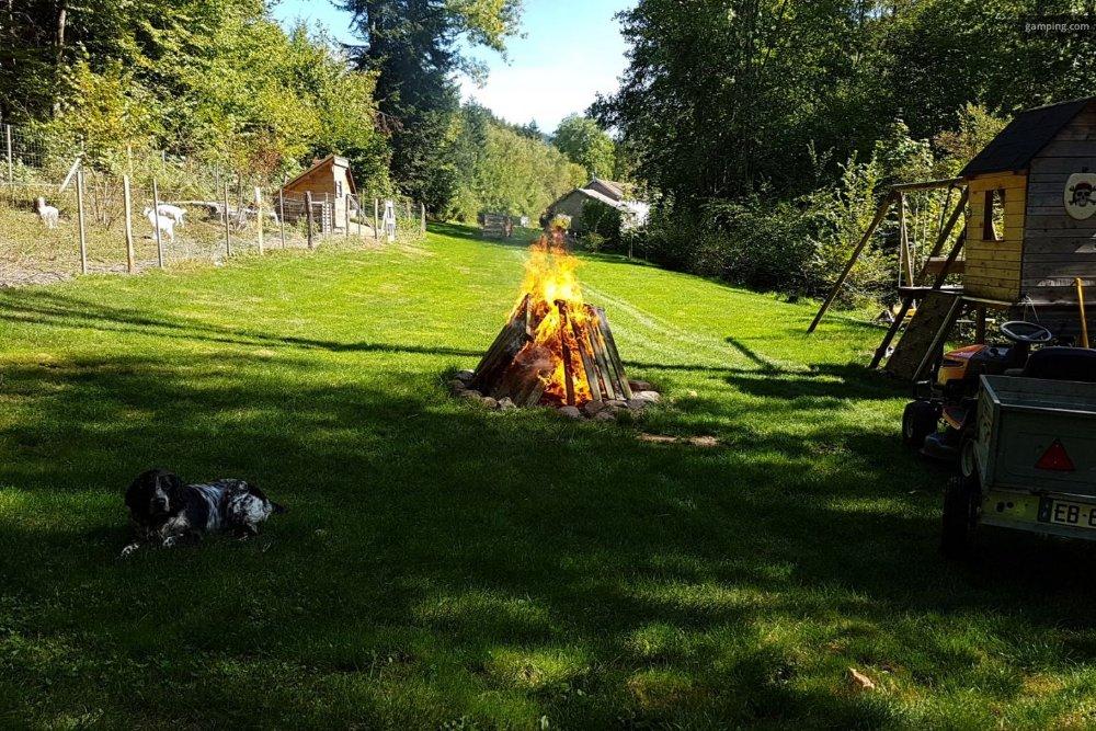 Aire camping-car à Fresse (70270) - Photo 9